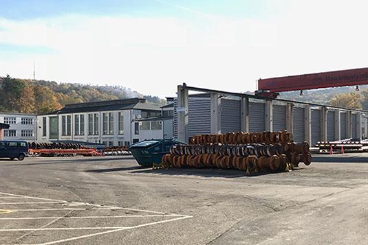 Alfing Kessler production hall